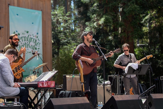 Vetiver at Stern Grove