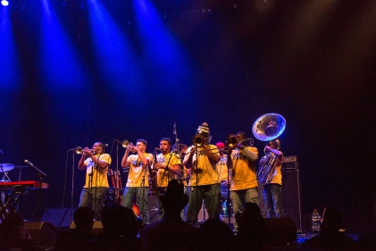 New Breed Brass Band 1