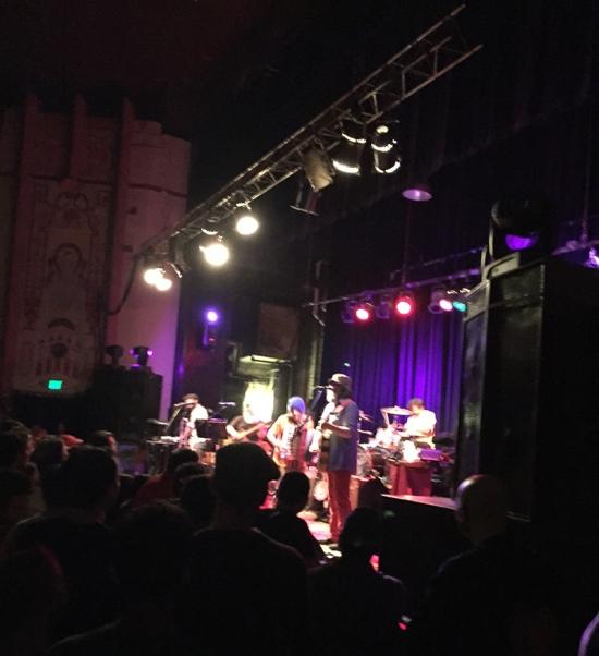 Neutral Milk Hotel at the Phoenix Theater in Petaluma, CA