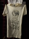 lovely bad things shirt
