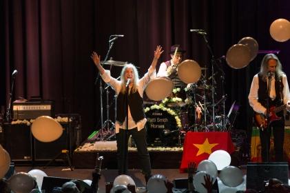 Patti Smith NYE @ The Fillmore