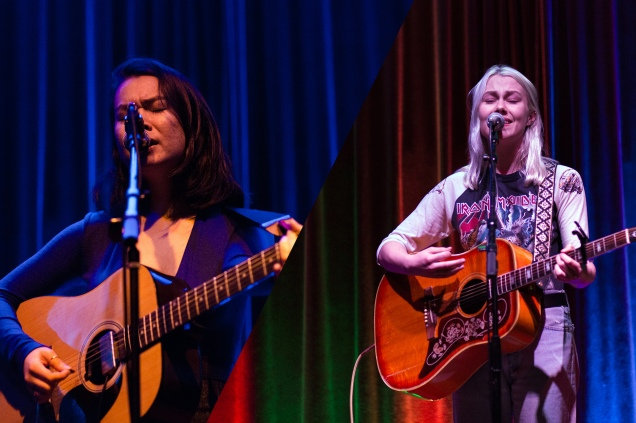 Mitski, Phoebe Bridgers