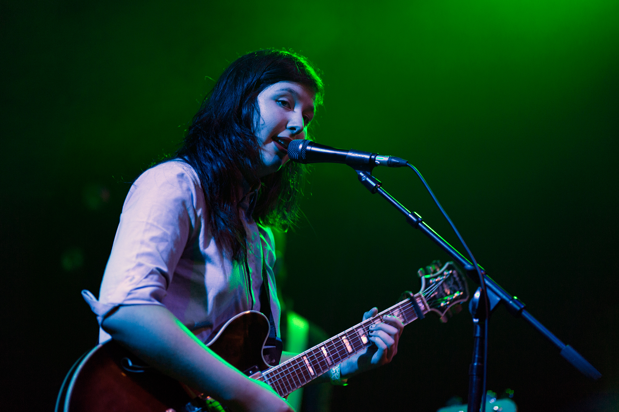 review lucy dacus rickshaw stop three match breeze. Black Bedroom Furniture Sets. Home Design Ideas