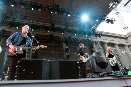 The National at the Greek Theatre in Berkeley, California