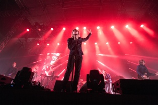 The National at the Greek Theatre in Berkeley, CA