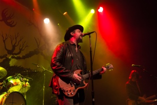 Drive-by Truckers and Lydia Loveless @ The Fillmore, October 6, 2016