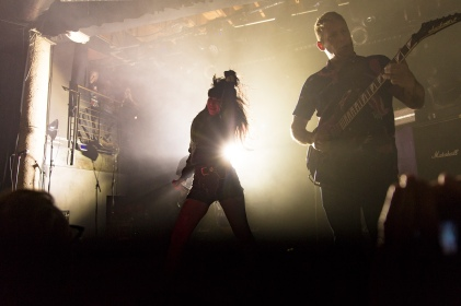 Sleigh Bells and the Regrettes @ Mezzanine in San Francisco