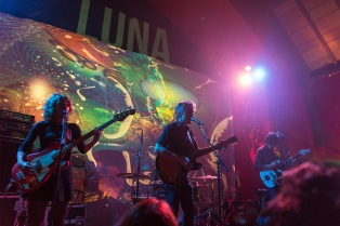 Luna at the Chapel in San Francisco, playing Bewitched. January 19, 2017