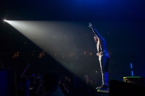 twenty one pilots and jon bellion played the SAP Center in San Jose February 10, 2017