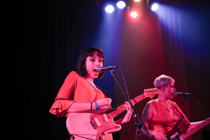 The Regrettes at the Chapel in San Francisco for Noise Pop