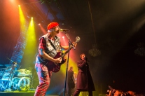 The Damned at the Fillmore in San Francisco