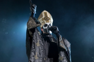 Ghost @ The Warfield San Francisco July 2, 2017