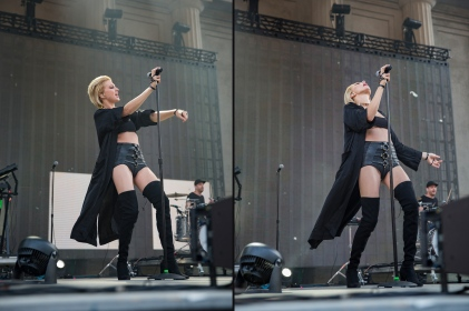 Phantogram @ Greek Theatre Berkeley July 1, 2017