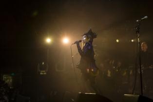 PJ Harvey at the Masonic in San Francisco