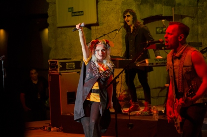 Blondie at the Mountain Winery in Saratoga, CA