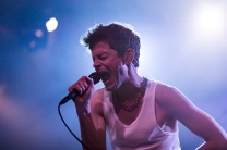 perfume genius, sperpentwithfeet at the Independent in San Francisco