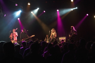 Filthy Friends + Dressy Bessy at the Independent in San Francisco