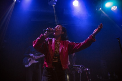 Kristin Kontrol, Wax Idos @ Rickshaw Stop tour