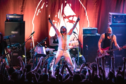 Andrew WK at the Independent in San Francisco