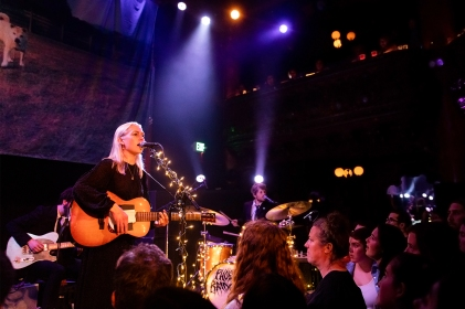 phoebe bridgers at great american music hall in san francisco